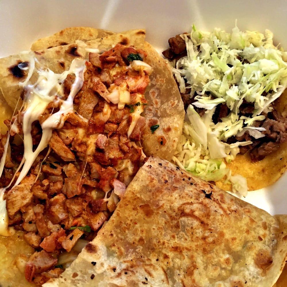 The Quesadillas: 2418 N Craycroft Rd, Tucson, AZ