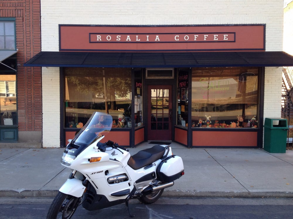 Rosalia Coffee & More: 508 S Whitman Ave, Rosalia, WA