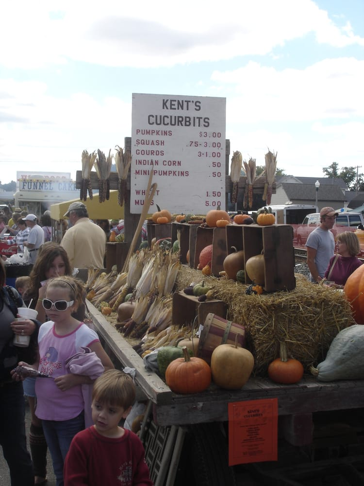 Kents Curcubits: 1595 E State Rd 18, Brookston, IN