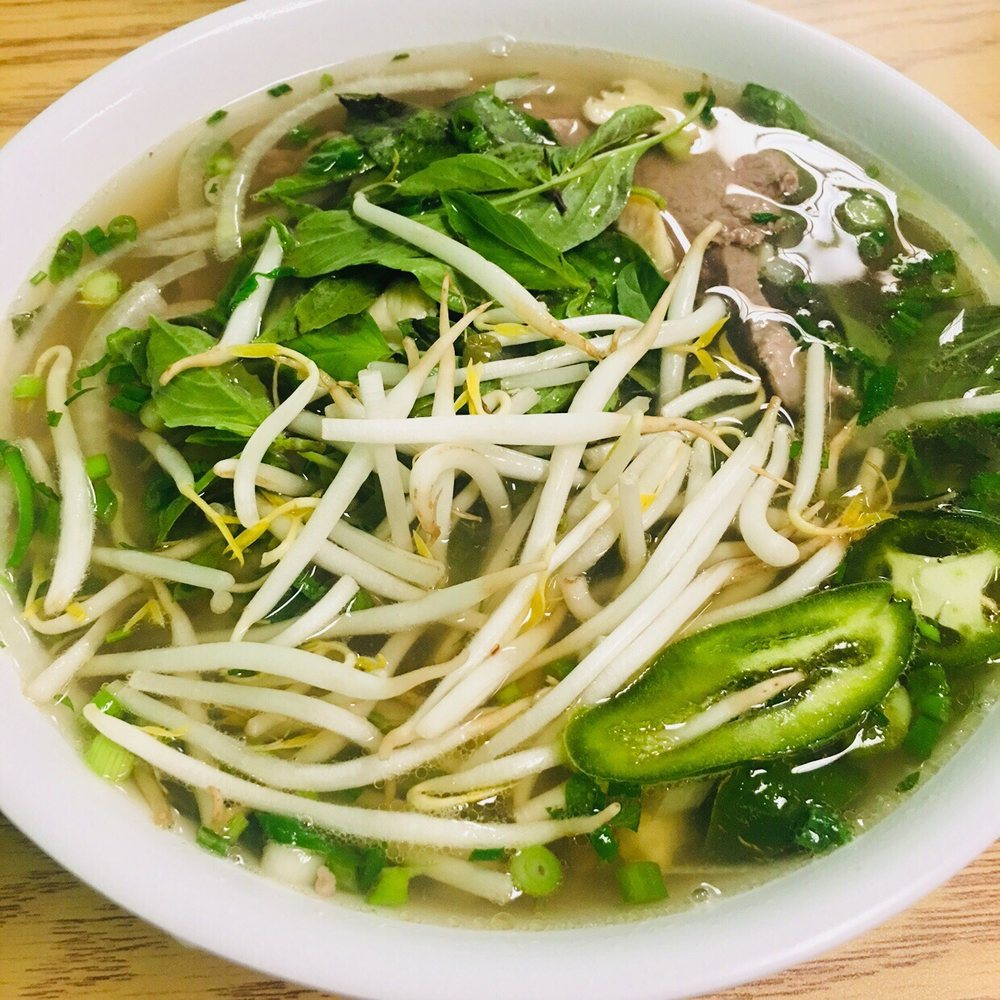 Food from Pho Quan Viet Cuisine