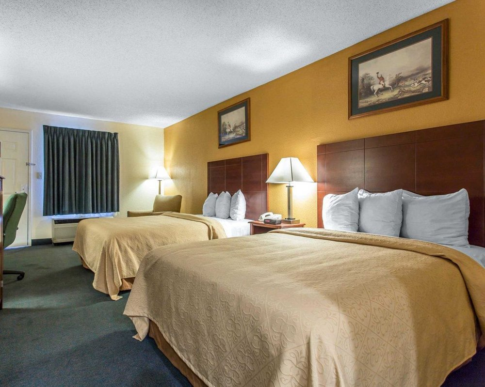 Quality Inn: 110 E Frontage Rd, Aiken, SC