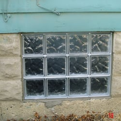 Unique Replacing Basement Windows In Cinder Block
