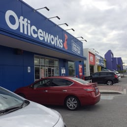 Officeworks  Printing  Photocopying  137 Russel St Morley