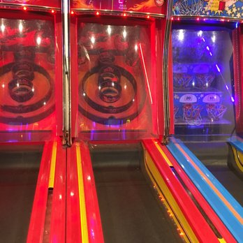 Free verse skee ball prizes for teens