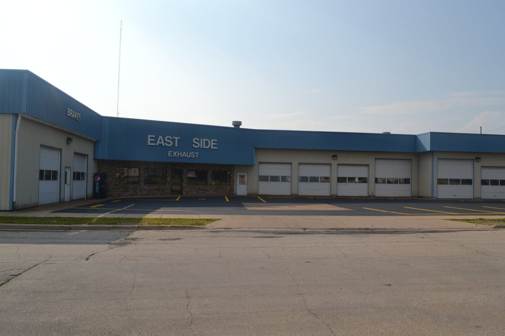 East Side Exhaust: 1726 E Mason St, Green Bay, WI