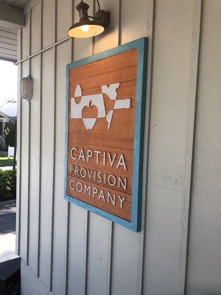 Captiva Provision Company: 14830 Captiva Dr, Captiva, FL