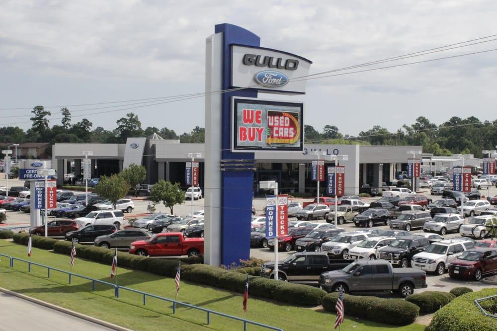 Gullo Ford Conroe Texas >> Gullo Ford Of Conroe Service Center 10 Photos 11 Reviews