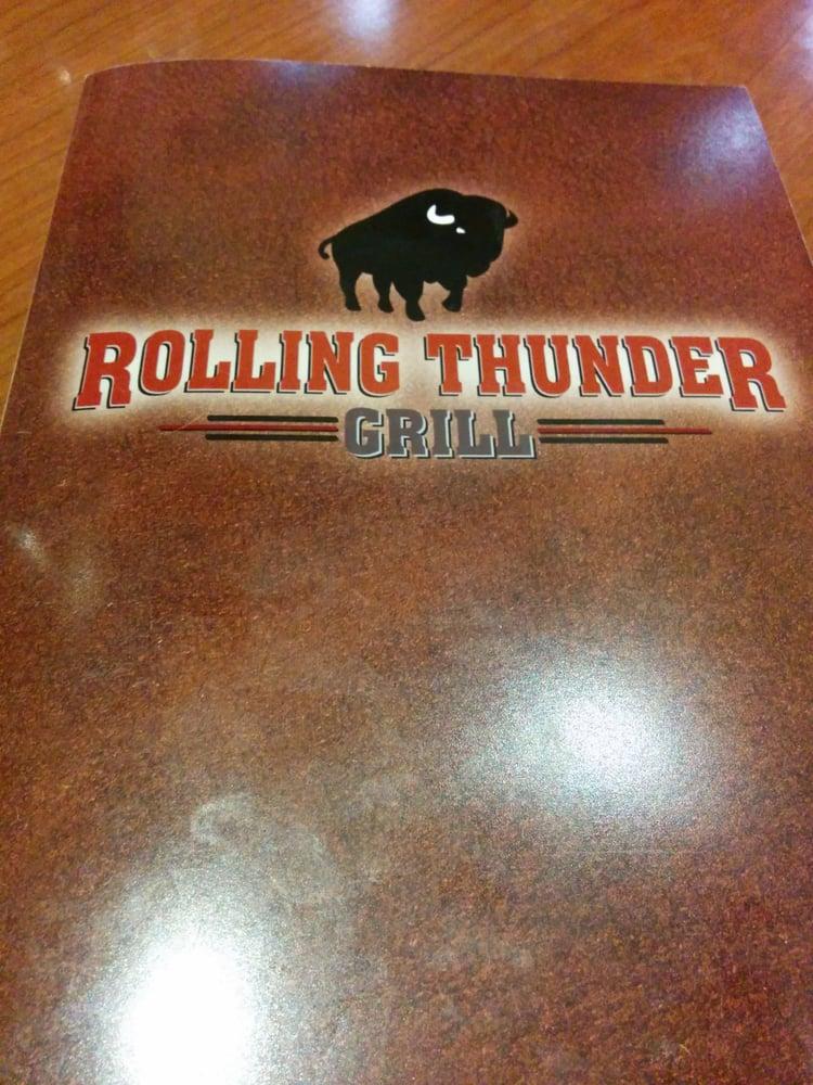 Rolling Thunder Grill: Sky Ute Casino, Ignacio, CO