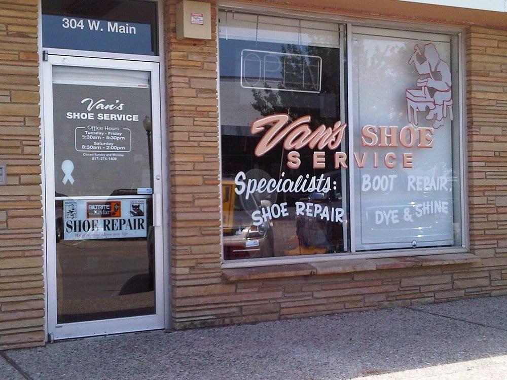 Cobbler Shoe Repair Arlington Tx