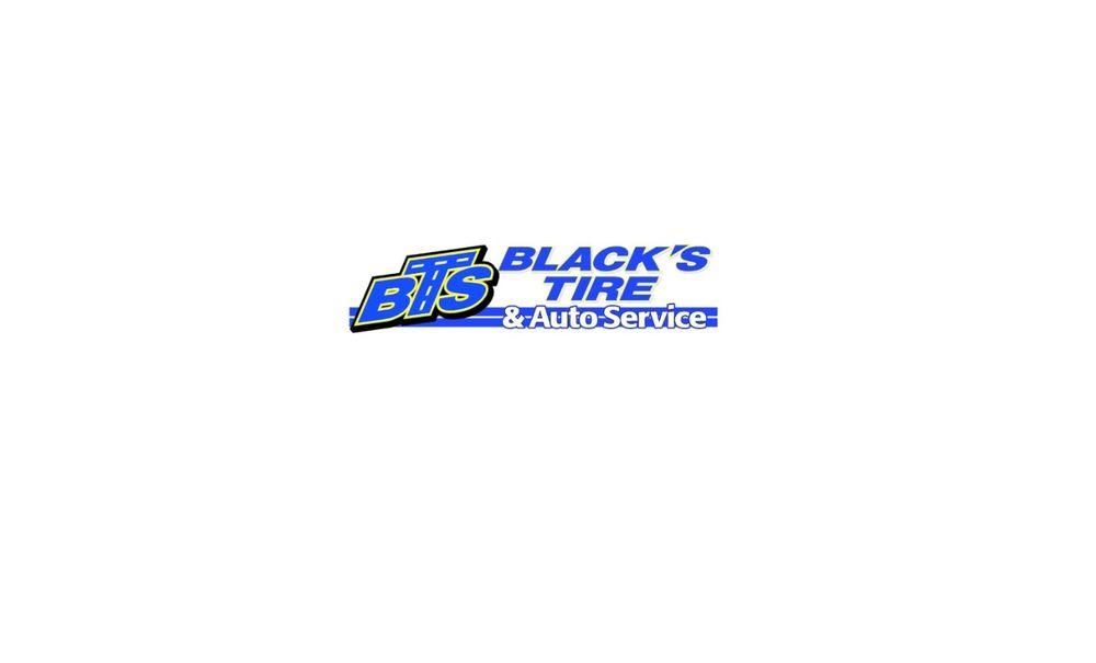 Black's Tire & Auto Service: 2902 N Elm St, Lumberton, NC