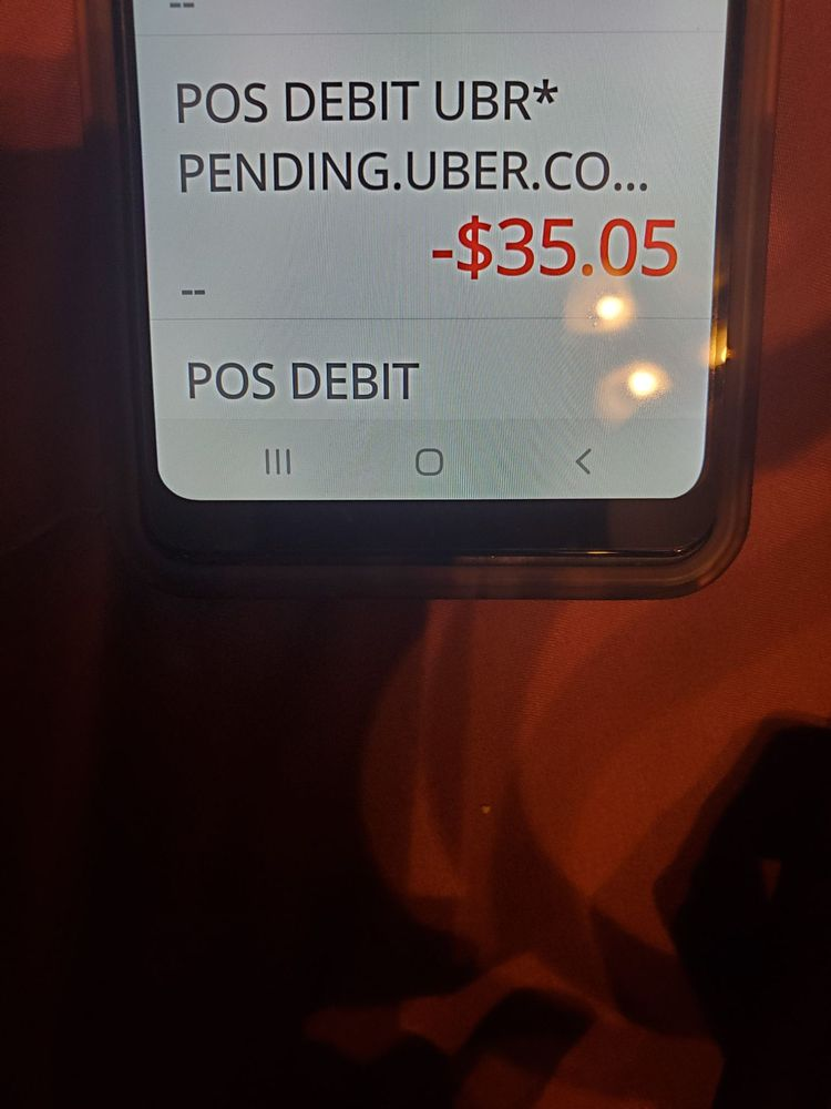 Uber: Indianapolis, IN