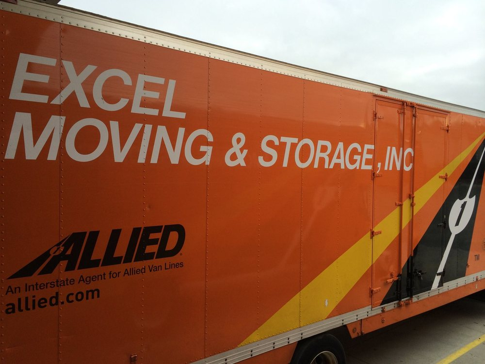 Excel Moving And