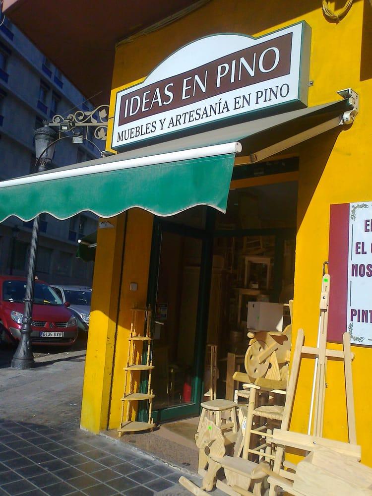 Ideas en Pino 2 - Tapicerías - Carrer de Carcagente, 6, Jesús - Creu ...