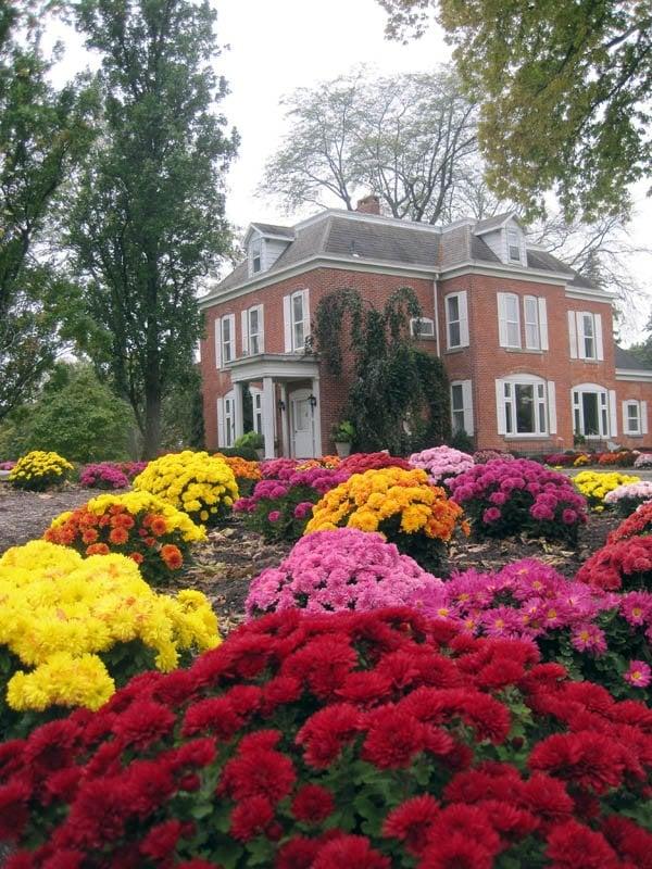 Schedel Arboretum & Gardens: 19255 W Portage River S Rd, Elmore, OH