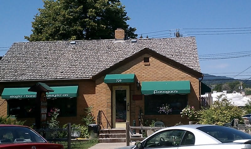 Flanagan's Irish Pub: 729 N 7th St, Spearfish, SD