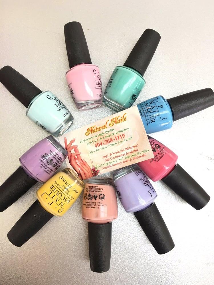 Natural nail 24 photos 21 reviews nail salons 1155 for 24 hour nail salon atlanta