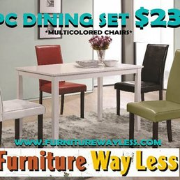 Furniture Way Less 19 Photos Furniture Stores 4795 Fulton