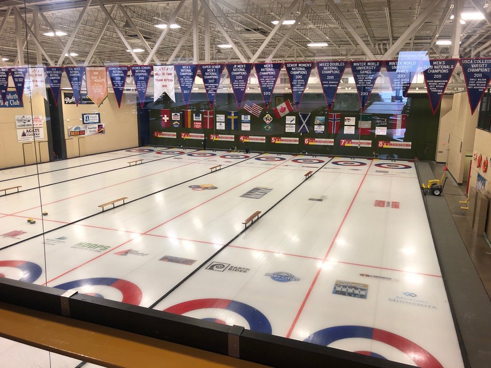 Duluth Curling Club: 327 Harbor Dr, Duluth, MN
