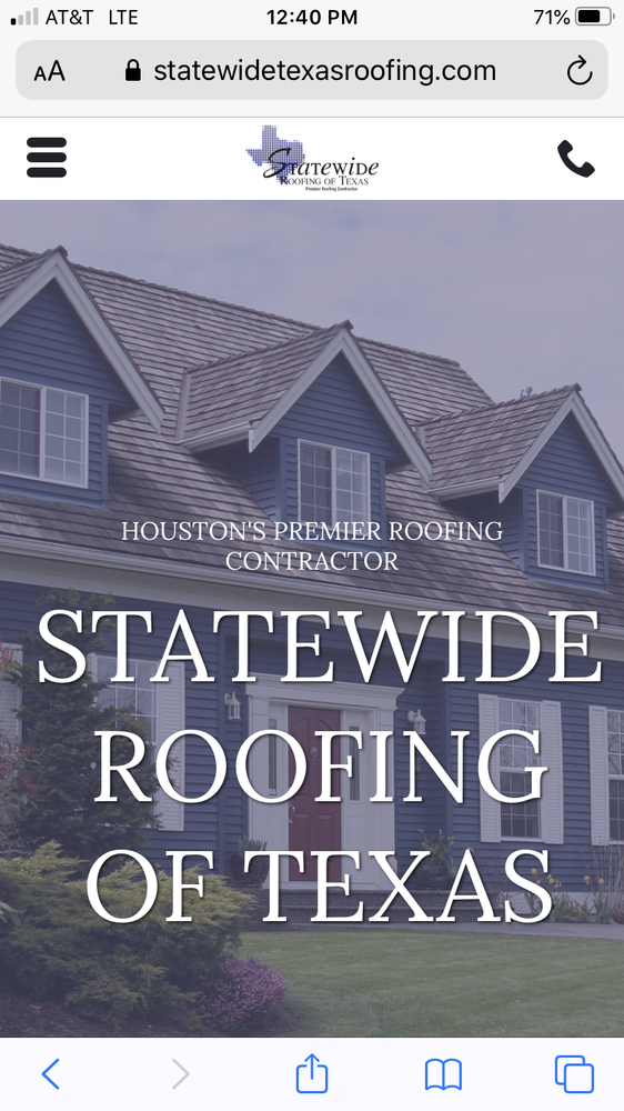 Statewide Roofing of Texas: Houston, TX