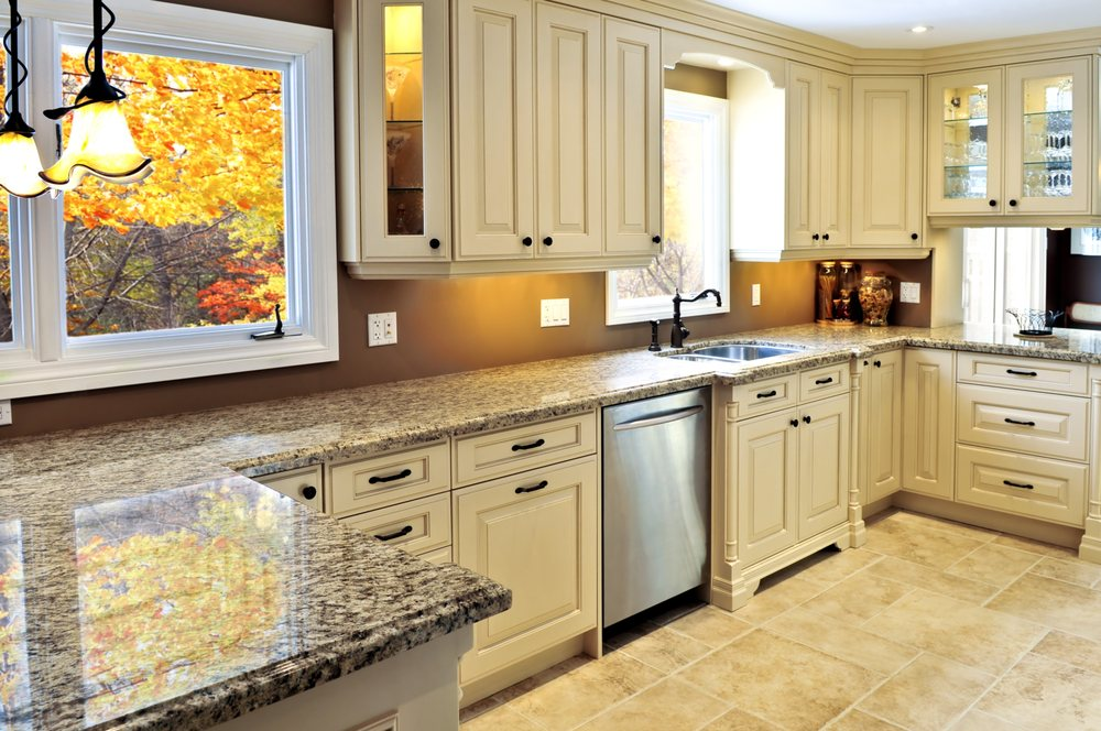 Photos for APEX Kitchen Cabinet and Granite Countertop - Yelp
