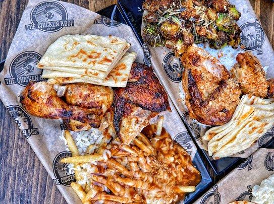 The Chicken Koop: 12824 Hadley St, Whittier, CA