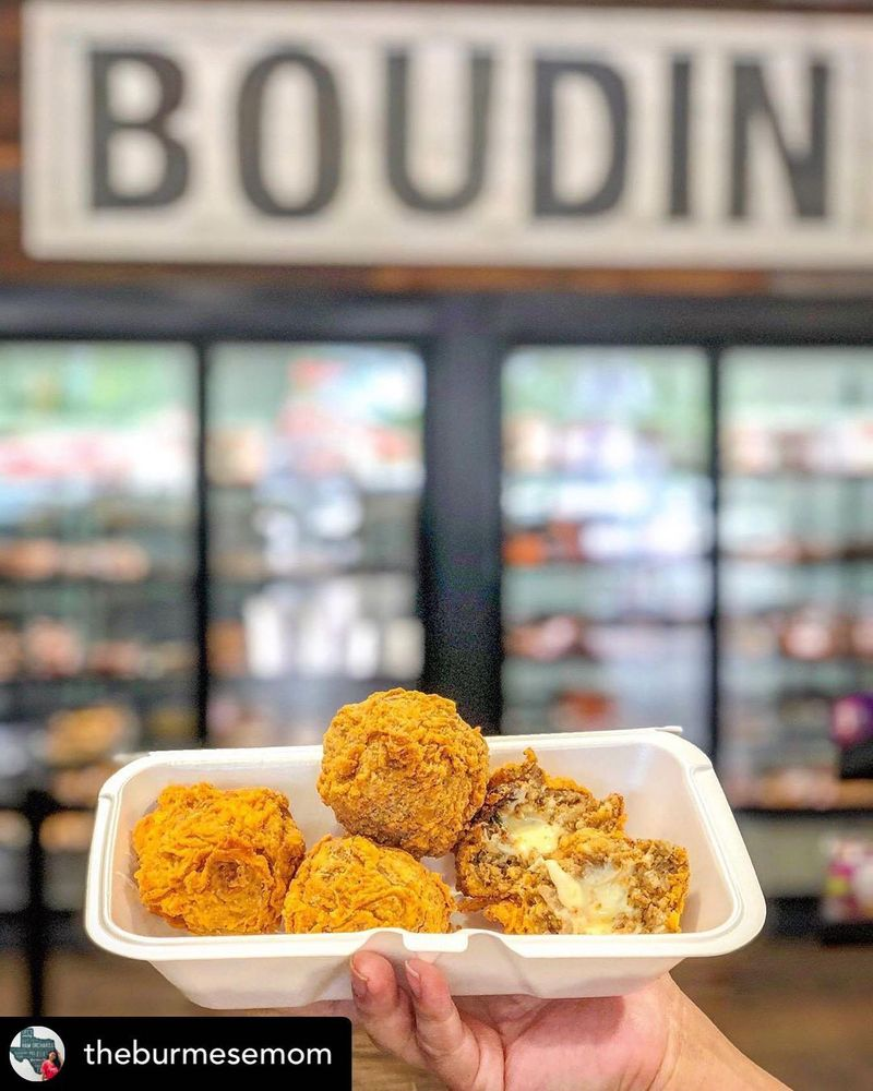 Billy's Boudin and Cracklin