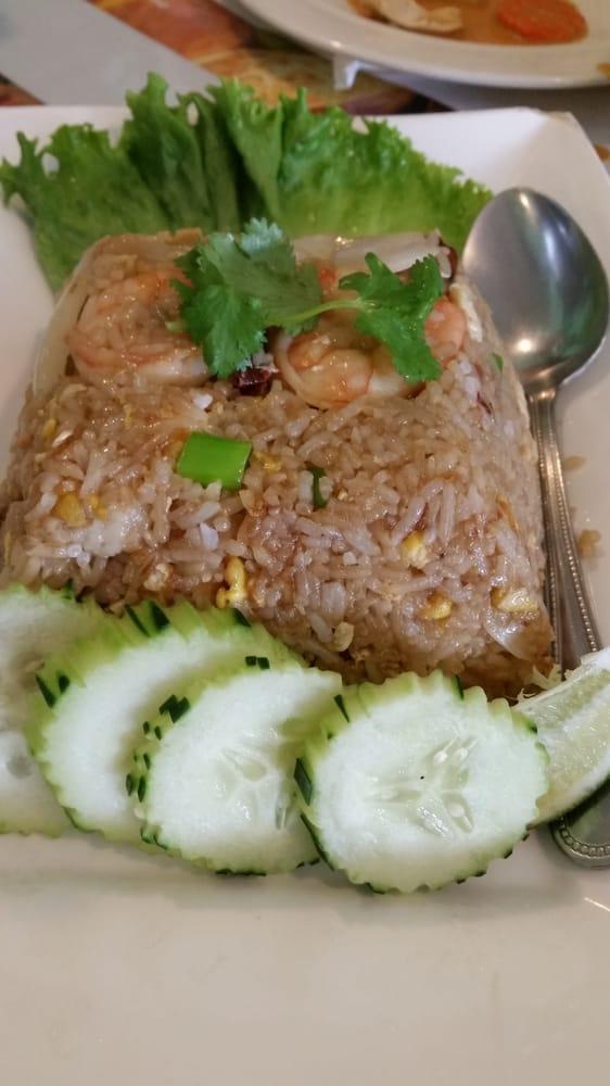 Thai Kitchen Restaurant Napa