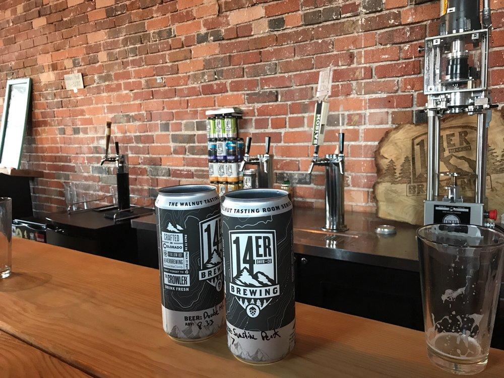 14er Brewing Company