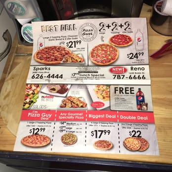 Our Pizza Deals are Always Changing – Stay in the Know!