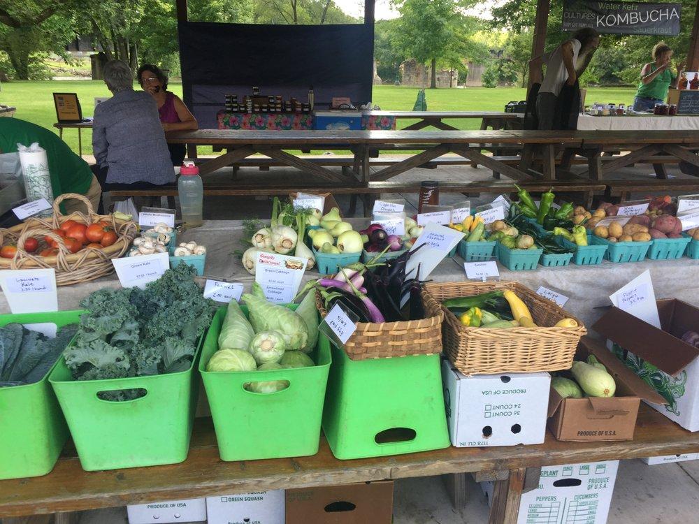 Huntingdon Farmers Market: Portstown Park, Huntingdon, PA