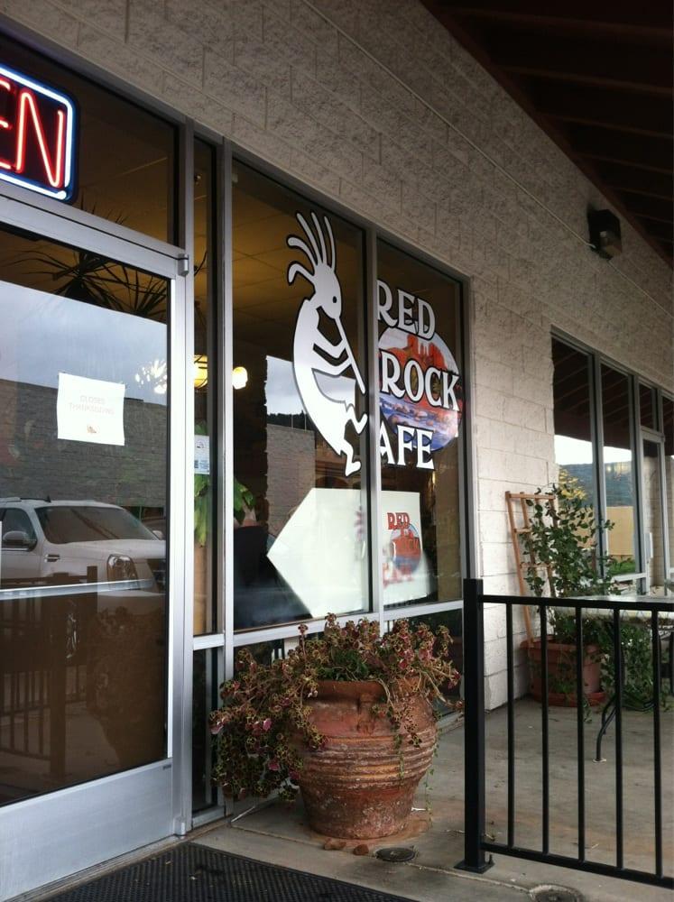 Yelp Red Rock Cafe Sedona