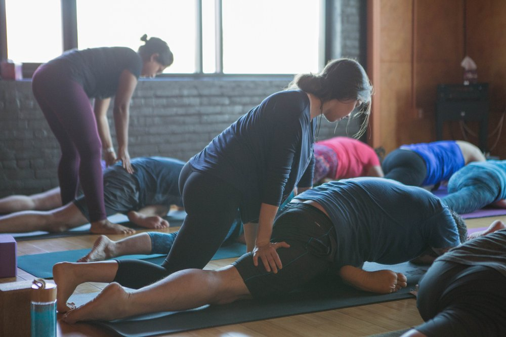 Balance Yoga & Wellness: 900 Rutter Ave, Forty Fort, PA