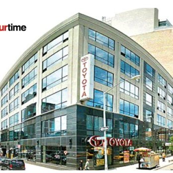 Toyota Of Manhattan >> The New Toyota Of Manhattan Service Parts Facility Is