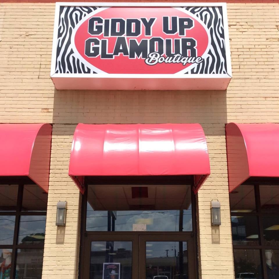 Giddy Up Glamour: 113 North St, Nacogdoches, TX