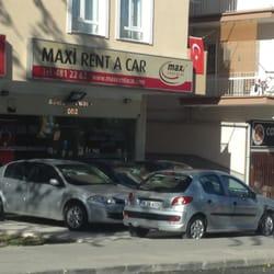 Maxi Rent A Car Car Rental Cetin Emec Bulv Ankara Turkey