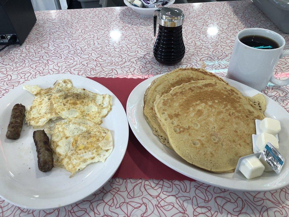 Pottsville Diner: Mill Creek Ave, Pottsville, PA