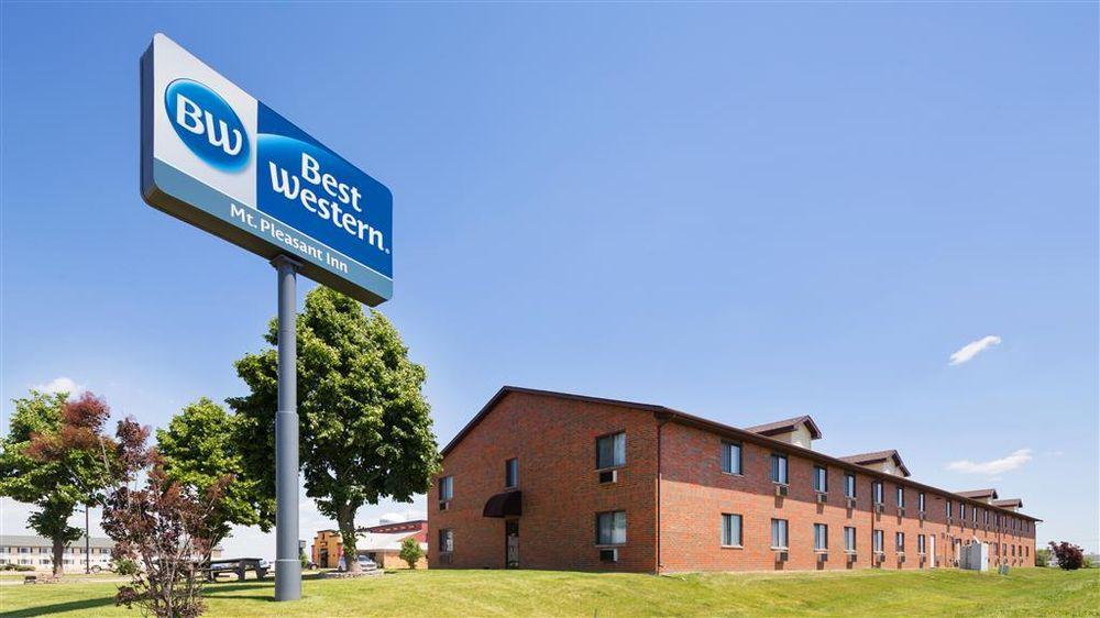 Best Western Mt. Pleasant Inn: 810 N Grand Ave, Mount Pleasant, IA
