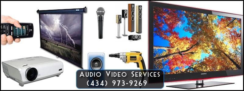 Charlottesville Audio Visual Services: 1780 Sourwood Pl, Charlottesville, VA