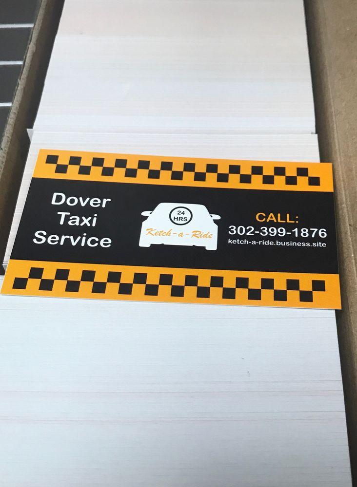 Ketch A Ride: 888 S State St, Dover, DE