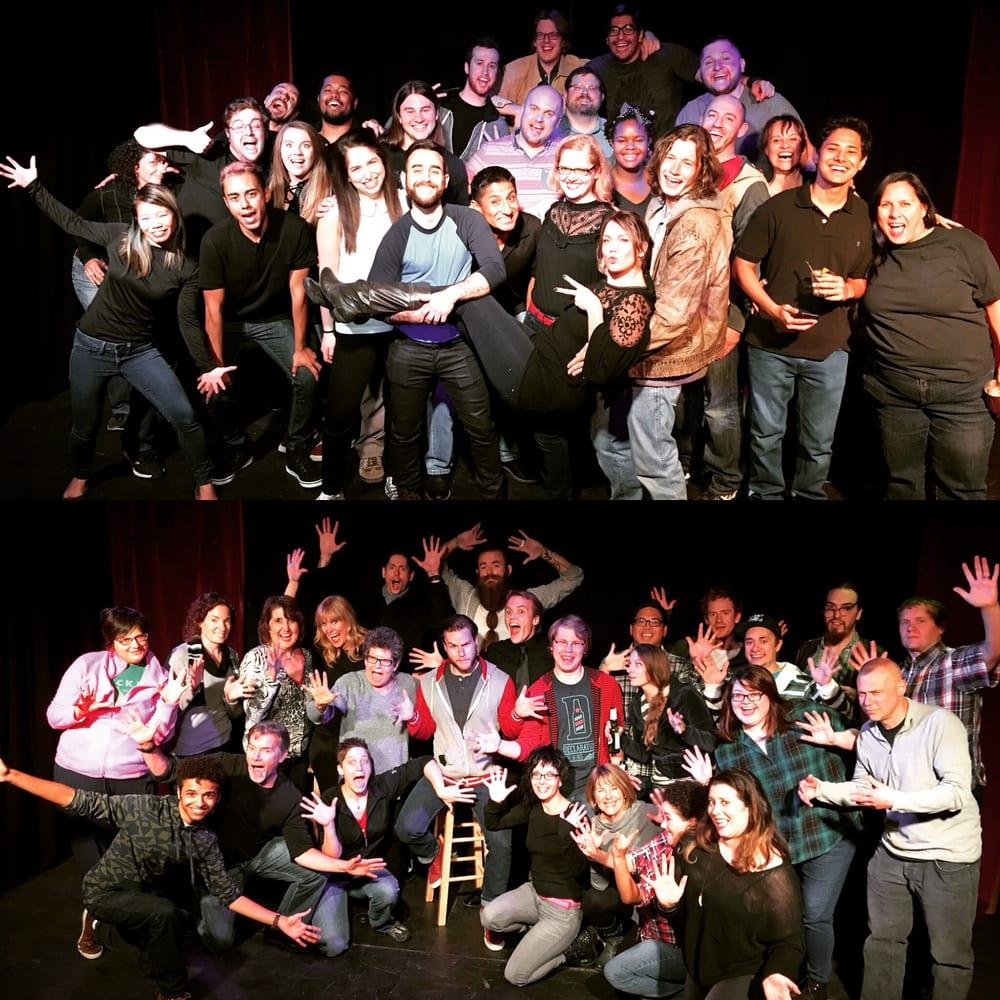 Voodoo Comedy: 1260 22nd St, Denver, CO