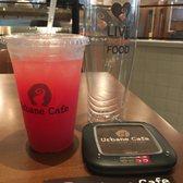 Photo of Yelp Elite Perk: Urbane Cafe - Pasadena, CA, United States. Refreshing watermelon lemonade