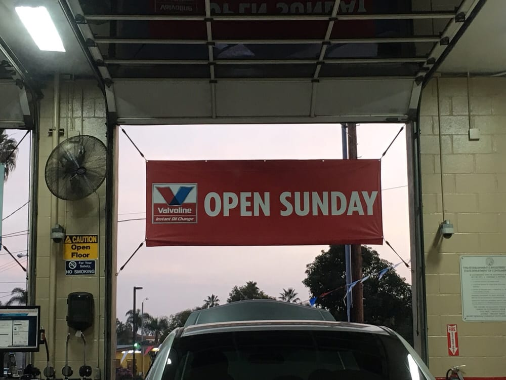 Oil Change Near Me Open Sunday >> Oil Change Places Open On Sunday Nyc City