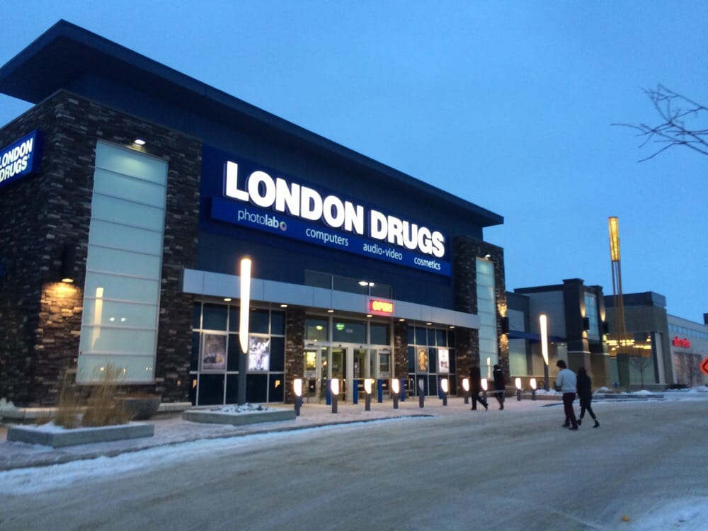 London Drugs Drugstores 6048 Currents Drive NW Edmonton AB Phone Numb
