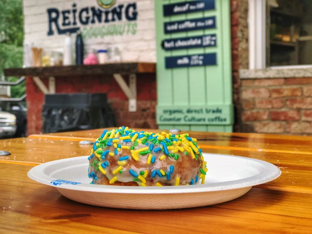 Social Spots from Reigning Doughnuts