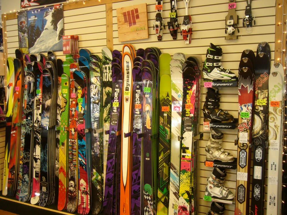 Gallatin Alpine Sports: 169 Snowy Mountain Cir, Big Sky, MT
