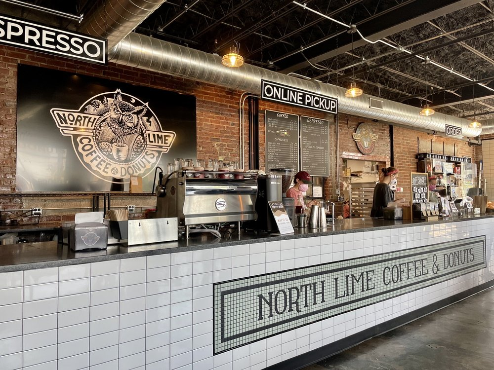 Social Spots from North Lime Coffee & Donuts