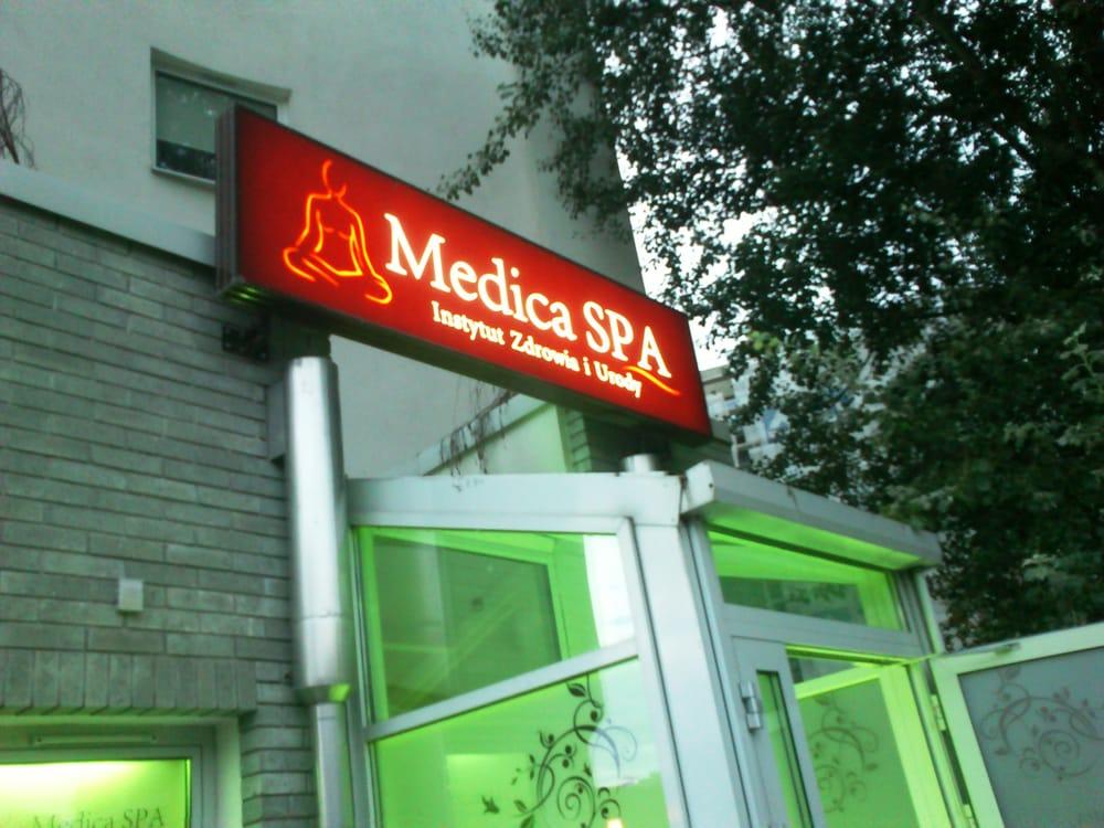 Medica spa instytut zdrowia i urody uroda i salony spa for Medica salon