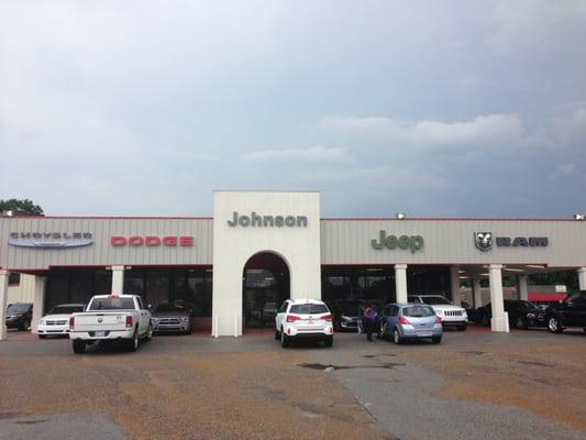 Beautiful Photo Of Johnson Dodge Chrysler Jeep   Meridian, MS, United States