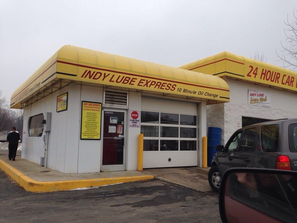 Indy Lube: 803 E Main St, Danville, IN