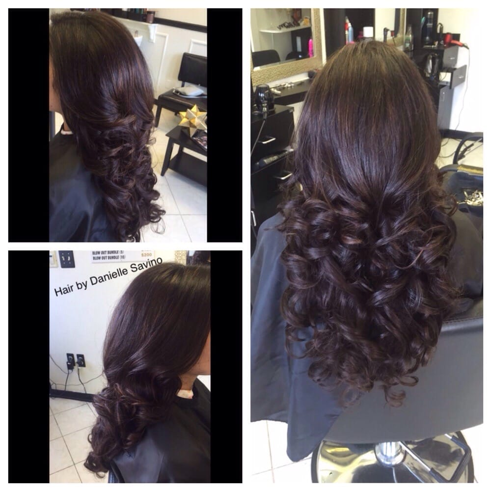 Owner Danielle Savino Specializes In Styling All Types Of Hair